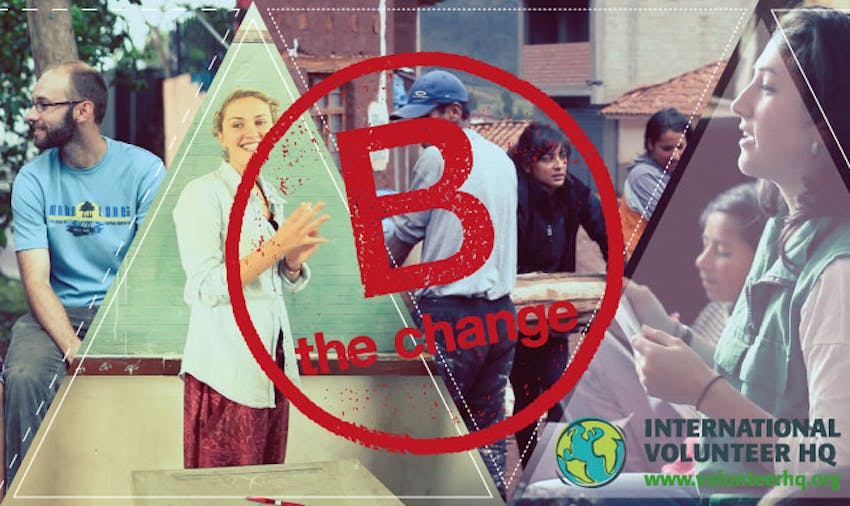 Why IVHQ became a B Corporation