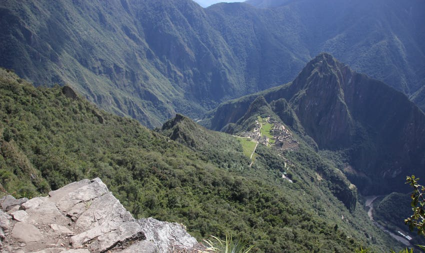IVHQ volunteer Carmen says Machu Picchu is a highlight when traveling Peru