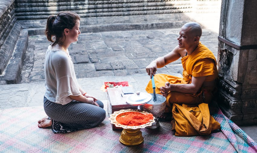 Collect authentic travel experiences in Cambodia