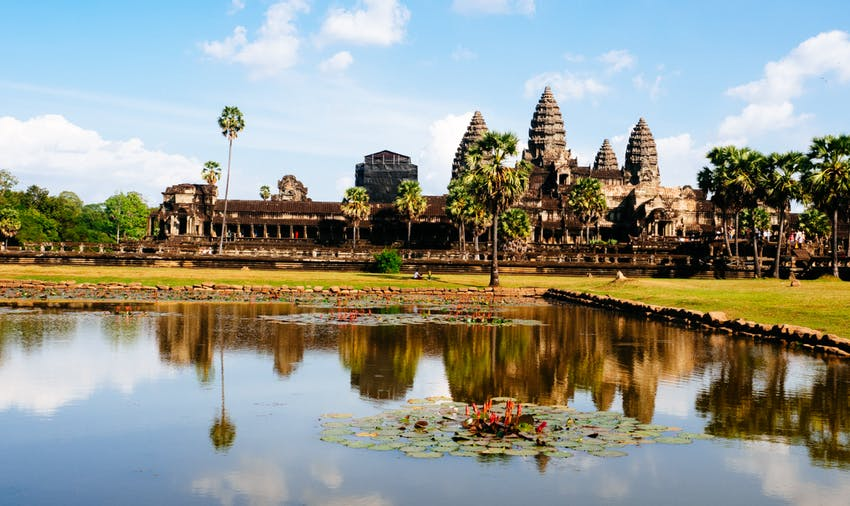 Volunteer in Cambodia - for the wonder