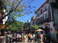 Exploring Argentina La Boca Markets with IVHQ