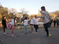 Sports Education volunteer in Argentina with IVHQ
