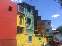 Exploring La Boca in Buenos Aires Argentina with IVHQ
