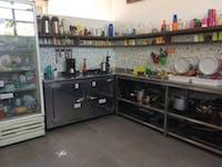 IVHQ volunteer kitchen in Buenos Aires, Argentina