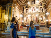 Exploring Argentina Inside Church with IVHQ