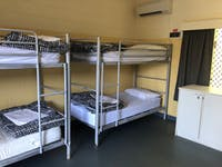 IVHQ Australia volunteer accommodation bedroom