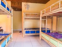 IVHQ Volunteer bedroom in Lovina, Bali