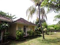 IVHQ Volunteer accommodation exterior in Lovina, Bali