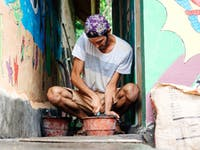 Construction and Renovation volunteer in Ubud, Bali with IVHQ