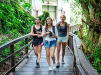 Explore Ubud in Bali with IVHQ