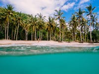Exploring Nusa Penida Beach in Bali with IVHQ