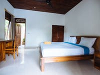 IVHQ volunteer upgraded bedroom in Ubud, Bali