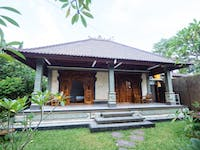 IVHQ volunteer upgraded accommodation in Ubud, Bali