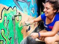 IVHQ Construction and Renovation volunteer in Bali
