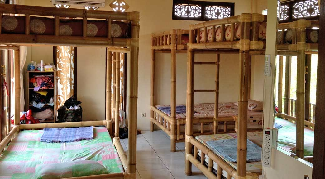 IVHQ Volunteer accommodation in Bali