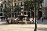 Exploring Barcelona, Spain during an IVHQ weekend