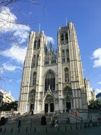 Exploring Brussels in Belgium with IVHQ