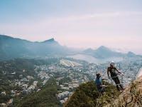 Adventure activities in Brazil with IVHQ