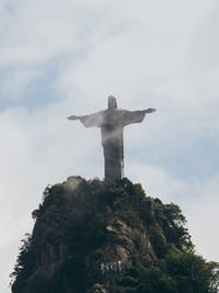 Explore Christ the Redeemer in Brazil with IVHQ