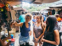 Explore street markets in Brazil with IVHQ
