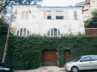 Exterior of IVHQ volunteer house in Brazil