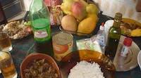 Volunteer meals in Rio