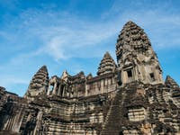 Explore Angkor Wat in Siem Reap with IVHQ during a weekend