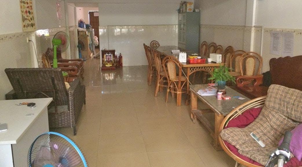 Volunteer accommodation in Phnom Penh