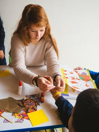 Childcare volunteer in Colombia, Bogota with IVHQ