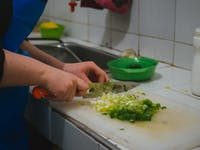 IVHQ Feeding the homeless volunteer in Colombia, Bogota