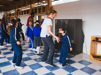 Volunteer in Childcare in Bogota with IVHQ