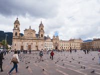 Exploring Bogota, Colombia