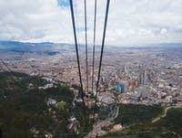 Exploring Bogota, Colombia views