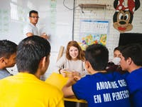 Volunteer Teaching in Bogota with IVHQ