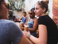 Exploring Cartagena, Colombia coffee