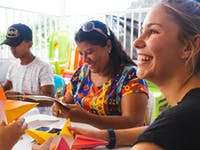 IVHQ Community volunteer in Cartagena