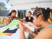 IVHQ Community volunteers in Cartagena, Colombia