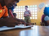 Teaching volunteer in Cartagena with IVHQ