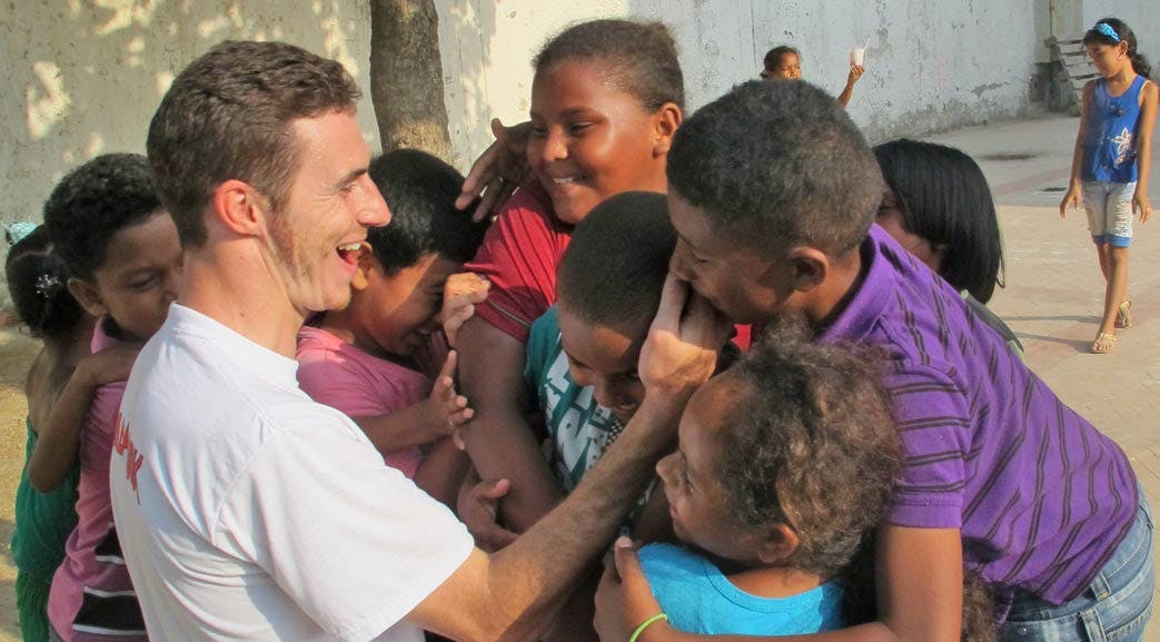 Volunteer in Childcare in Colombia - Cartagena