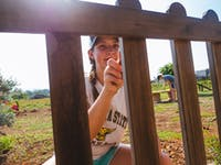 IVHQ Construction and Renovation volunteer in Costa Rica