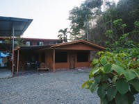 IVHQ volunteer house exterior in Costa Rica