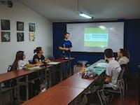 IVHQ volunteer orientation in Costa Rica