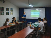 IVHQ volunteer orientation in Costa Rica