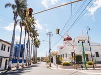 Exploring San Jose streets with IVHQ in Costa Rica