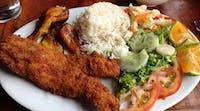 Volunteer meals Costa Rica