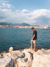 Exploring Croatia during an IVHQ weekend