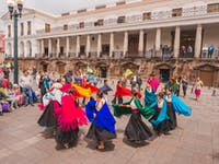 Explore Quito during an IVHQ weekend