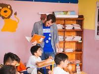 Teaching English volunteer in Ecuador with IVHQ