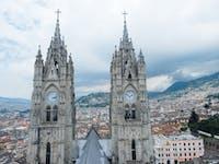 Explore Quito, Ecuador during an IVHQ weekend