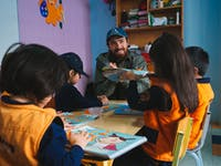 IVHQ volunteer in Quito, Ecuador on the Childcare project